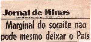 Criminal- Golpe da Casa Própria.  Jornal de Minas, 24-10-1981 2de2