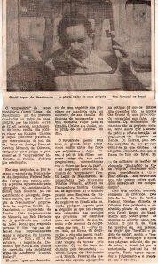 Criminal- Golpe da Casa Própria.  Jornal de Minas, 24-10-1981 A Mentira da Casa Própria página8