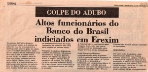 Criminal-Golpe do Adubo-Papel. Zero Hora,11-8-77, 1 de 2