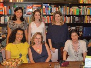 Lançamento  livro Mudanças Climáticas_ São Paulo_Livraria da Vila_Alameda Lorena_3 março 2012